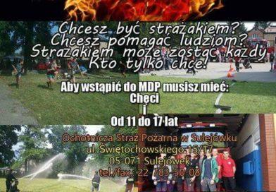 Zapraszamy wszystkich do dołączenia do naszej MDP!
