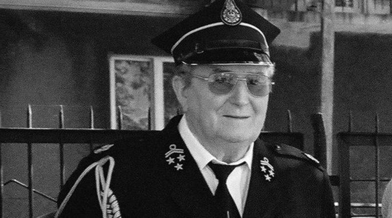 Zmarł dh Zygmunt Izdebski
