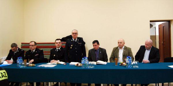 Walne zebranie członków OSP