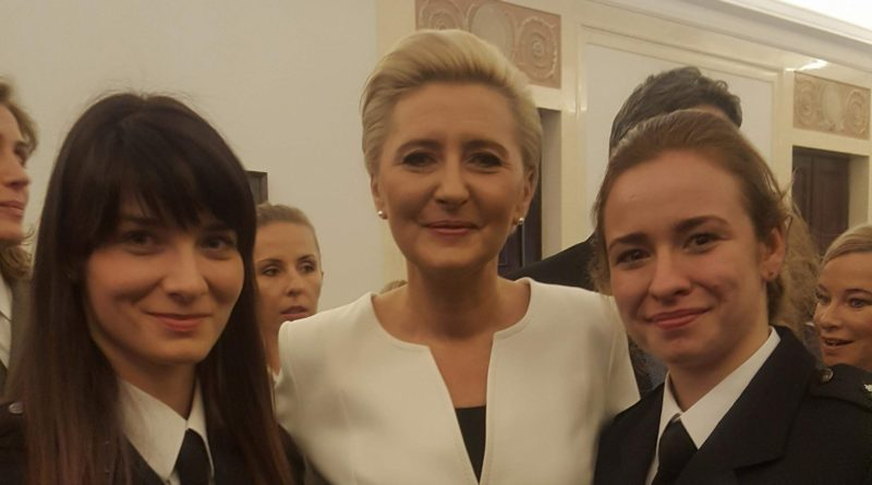 Dzień Kobiet w Pałacu Prezydenckim